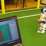 Nao: searching for the ball preview image